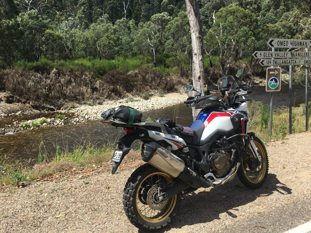 SS1600k: My First on the Africa Twin | Iron Butt Forum