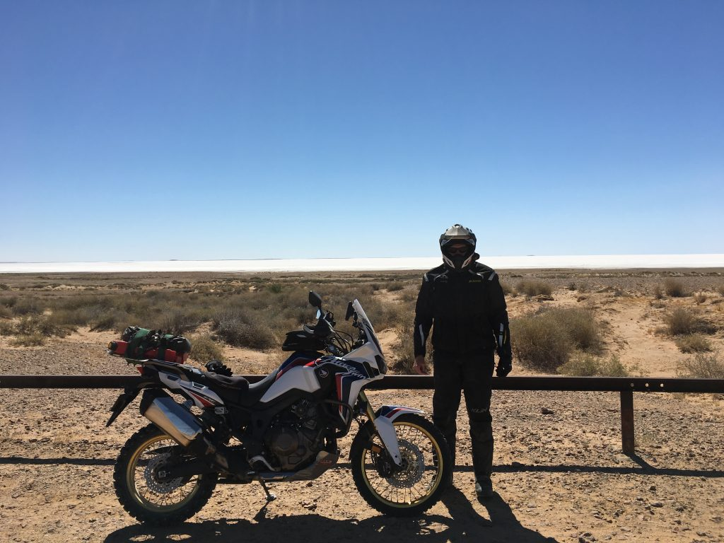Lake Eyre South, a quick pic